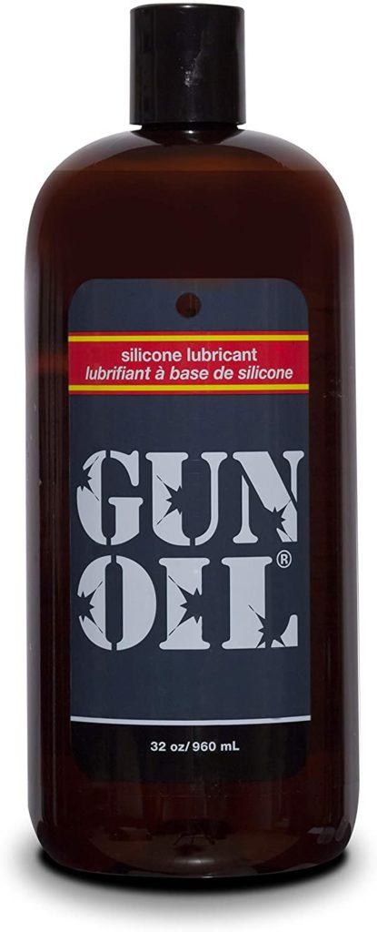 best anal lubes gun oil