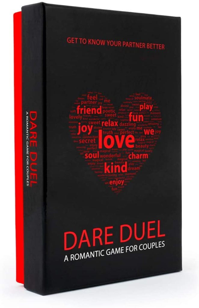 dare duel sex card games