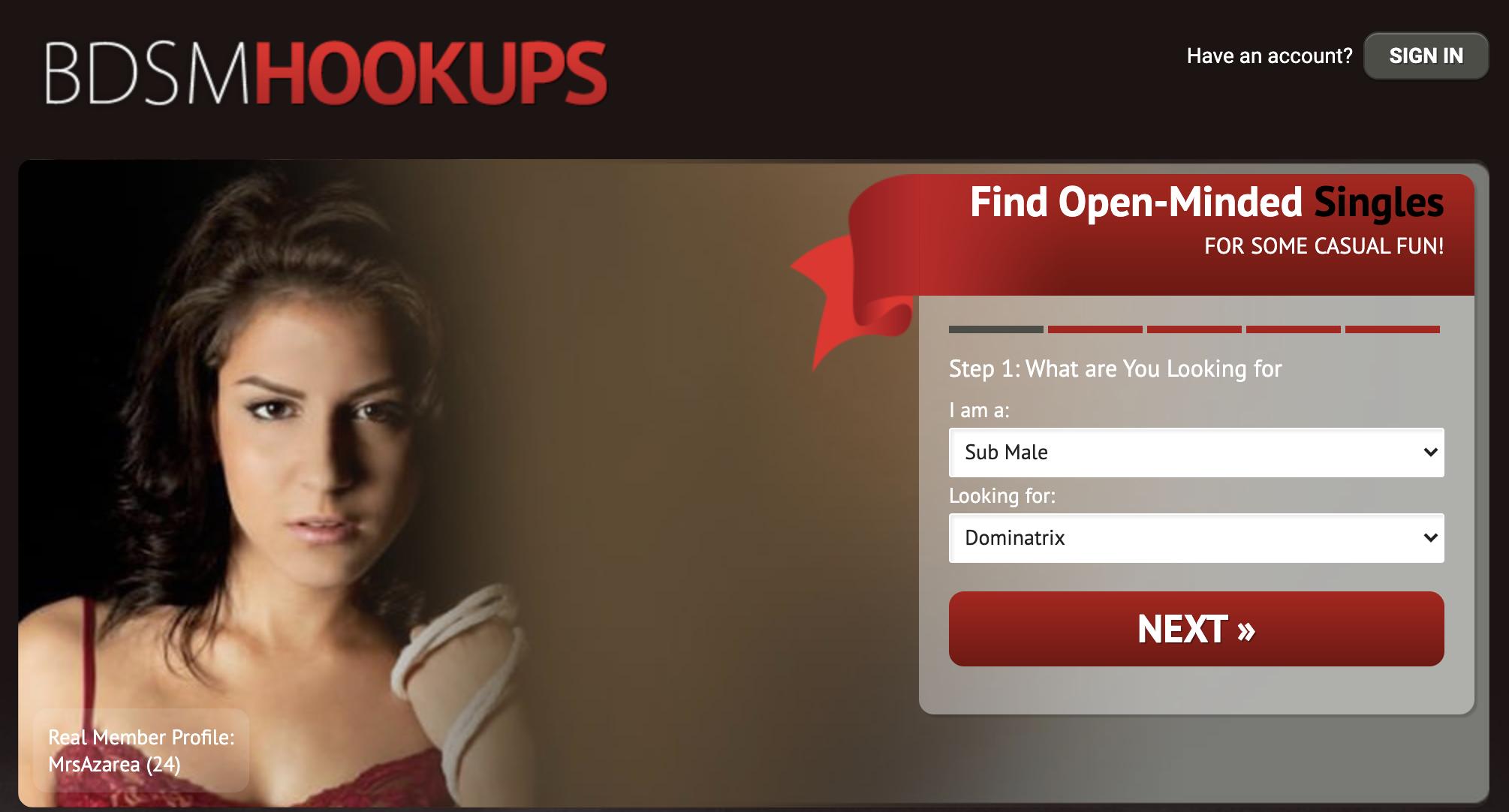 Online-dating-sites für bdsm